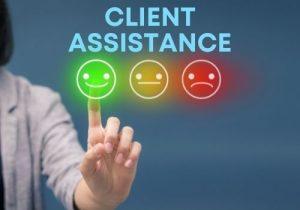 client assistance
