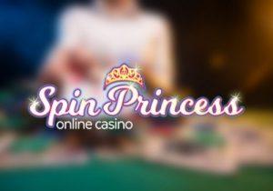spin princess logo